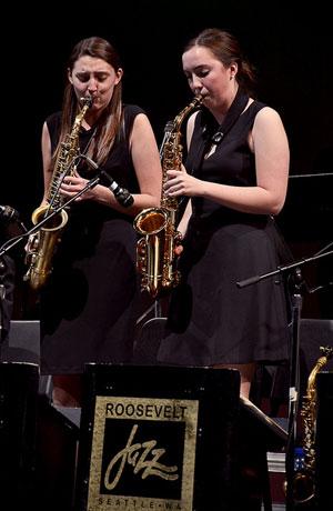 double-sax