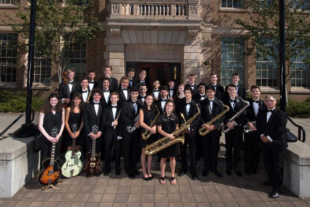 Roosevelt Jazz Band 1