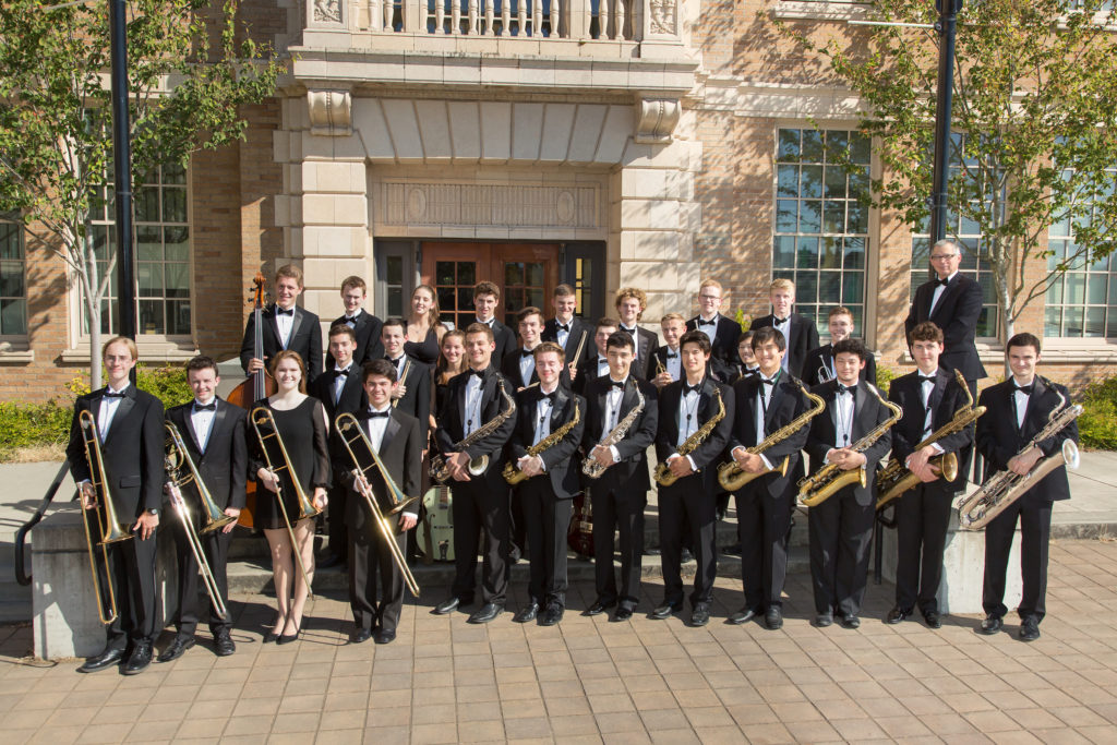 Roosevelt Jazz Band 1, 2017