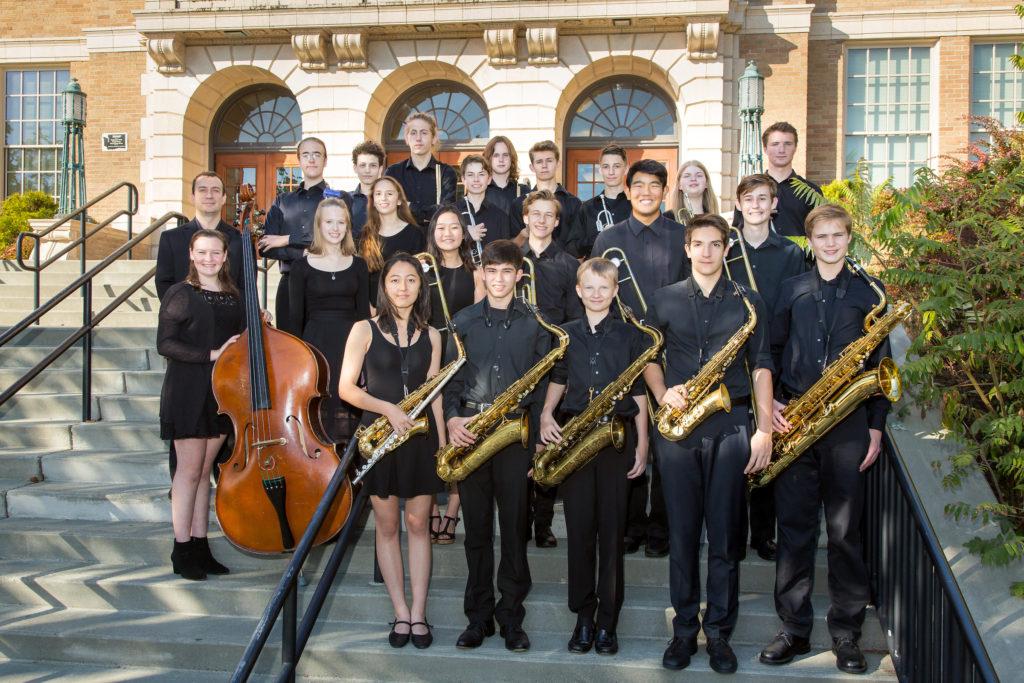 RHS Jazz Band 2, 2017-18