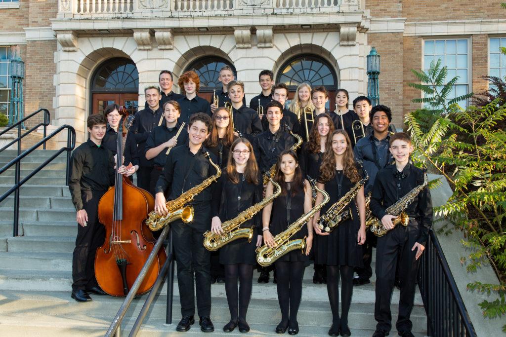 Roosevelt Jazz Band 3, 2017-18