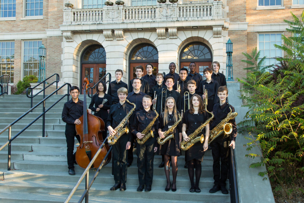 RHS Jazz Band 4, 2017-18