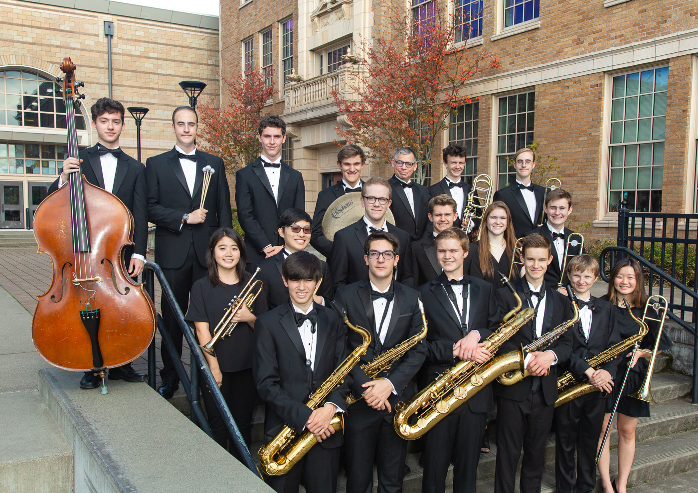 Roosevelt Jazz Band, 2018-19