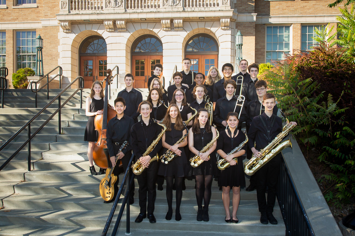 Roosevelt Jazz Band 2, 2018-19
