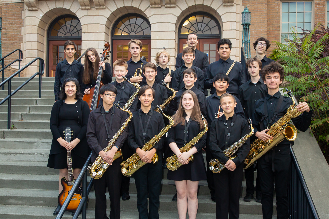 Roosevelt Jazz Band 4, 2018-19